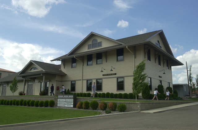 Sheyenne River Valley Scenic Byway - Rosebud Visitor Center