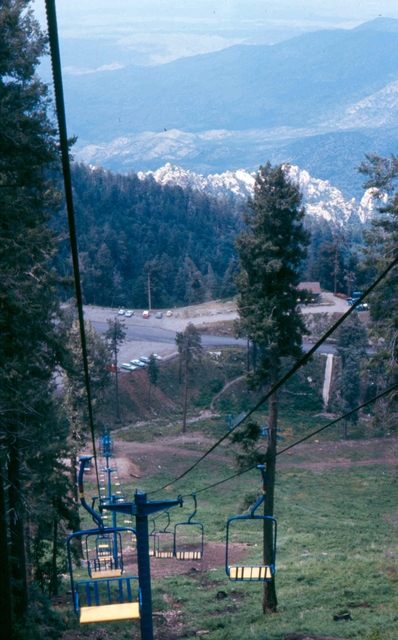 Sky Island Scenic Byway - Mt. Lemmon Ski Valley