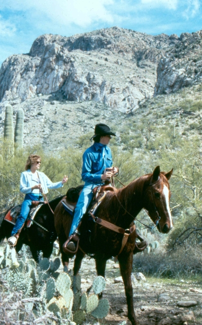 Sky Island Scenic Byway - Riding in the Pusch Ridge Wilderness