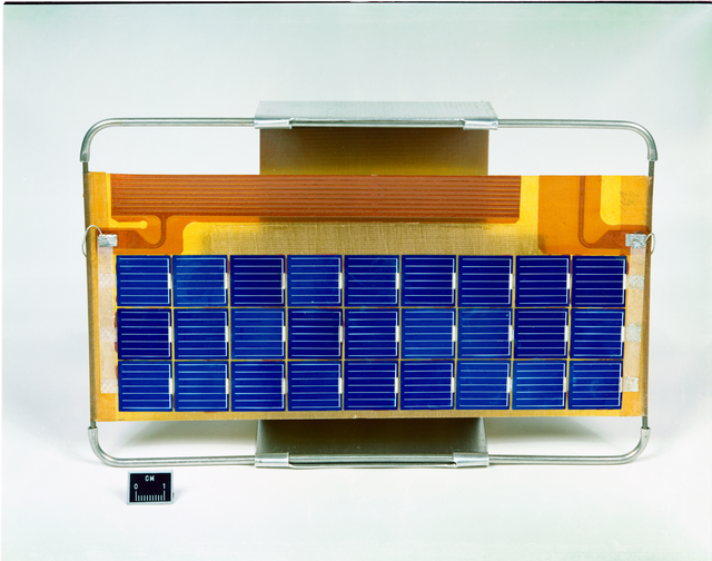 SOLAR ARRAY TEST SPECIMENS