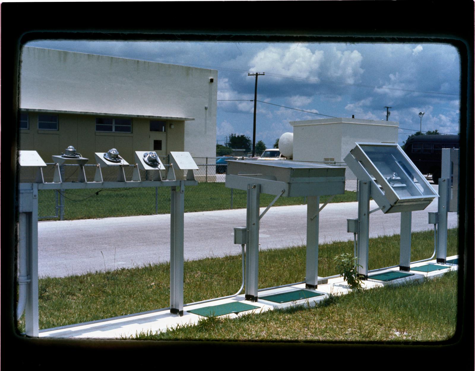 SOLAR MODULE EXPOSURE TESTING AT VARIOUS SITES