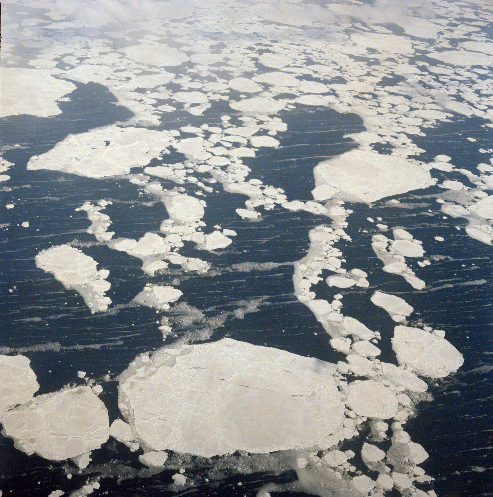 ST LAWRENCE SEAWAY SEA ICE EXPERIMENT