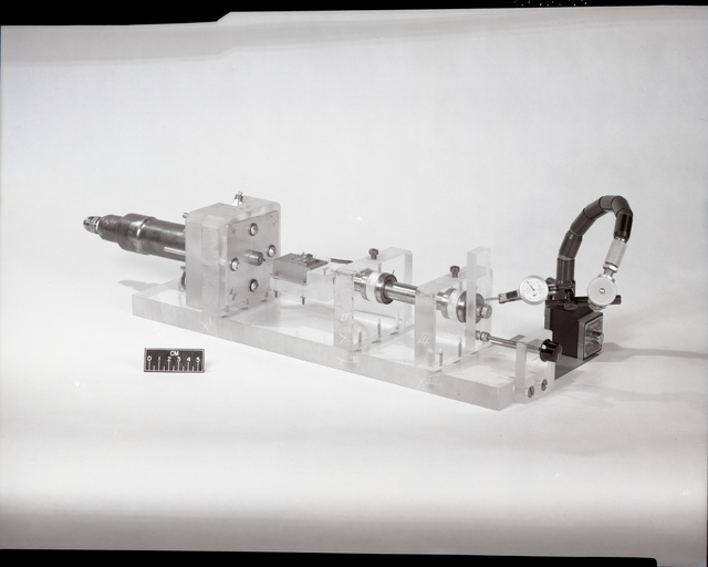 STABILITY VALVE MODEL TEST STAND
