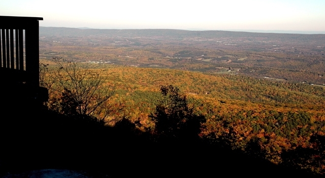 Washington Heritage Trail - Overlook at Cacapon State Park