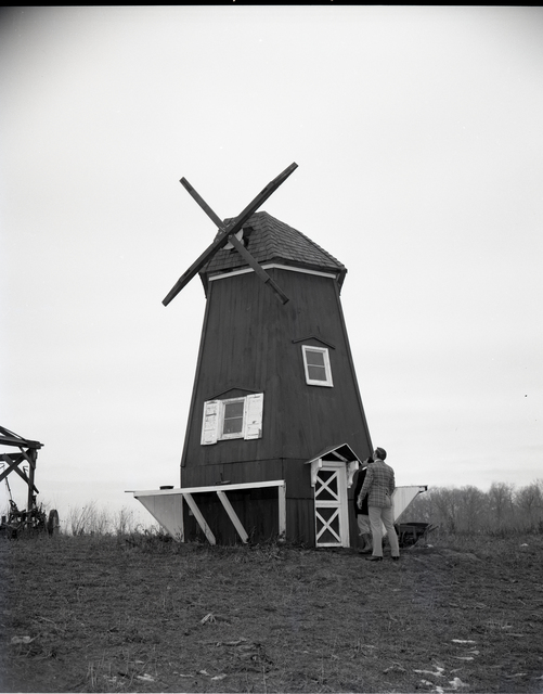 WINDMILLS STORY FOR LEWIS NEWS - DON JOHNSON