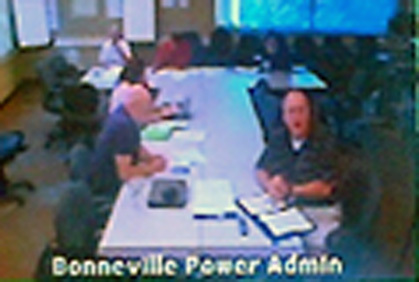 Emmitsburg, Md., September 17, 2013 -- Bonneville Power Administration of Portland, Ore., is one of the 27 communities participating in the monthly series of Virtual Table Top Exercises (VTTX) focusing on an earthquake scenario.  The September 17, 2013, VTTX set conditions for local communities to begin thinking about preparing for such an event