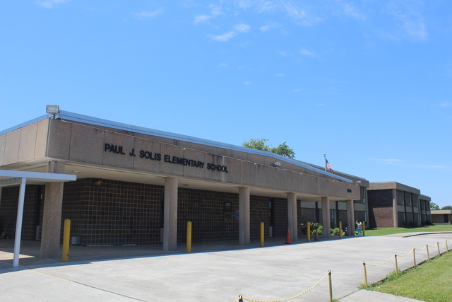 Jefferson Parish, La., May 14, 2013 -- To date, FEMA has funded approximately $68,000 for Paul J. Solis Elementary School. FEMA has provided public assistance funding and grants to rebuild infrastructures destroyed by Hurricane Katrina. Manuel Broussard/FEMA