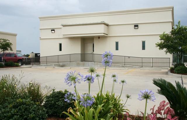 St. Bernard Parish, La., June 29, 2008 -- The Federal Emergency Management Agency provided over $1.7 million dollars to replace the St. Bernard Parish 9-1-1 Communications Center. Gioan Nguyen/FEMA