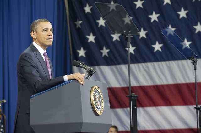 Address on the economy by President Barack Obama [at the James Lee Community Center, Falls Church, Virginia. Speech included announcement of homeowner refinancing assistance initiative as part of effort to boost housing sector.]