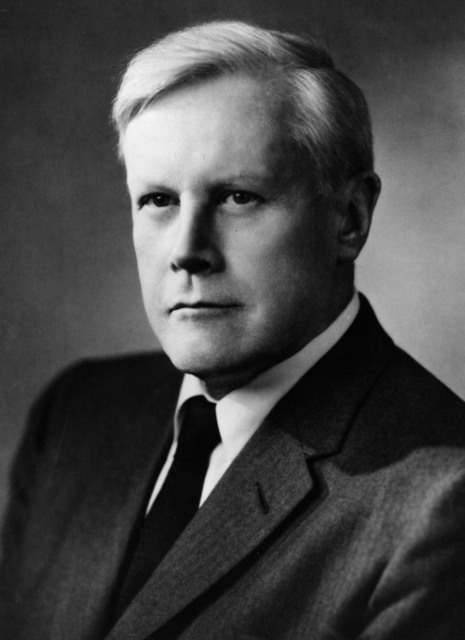 Alan T. Waterhouse, first director of the National Science Foundation. Principal Investigator/Project: Analog Conversion Project