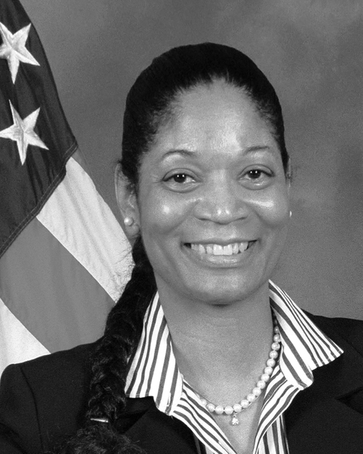 Assistant Secretary Darlene Williams, Official Portrait - Official portrait of Darlene Williams, Assistant Secretary for Policy Development and Research, used for 2006 Office of Policy Development and Research historical compilation