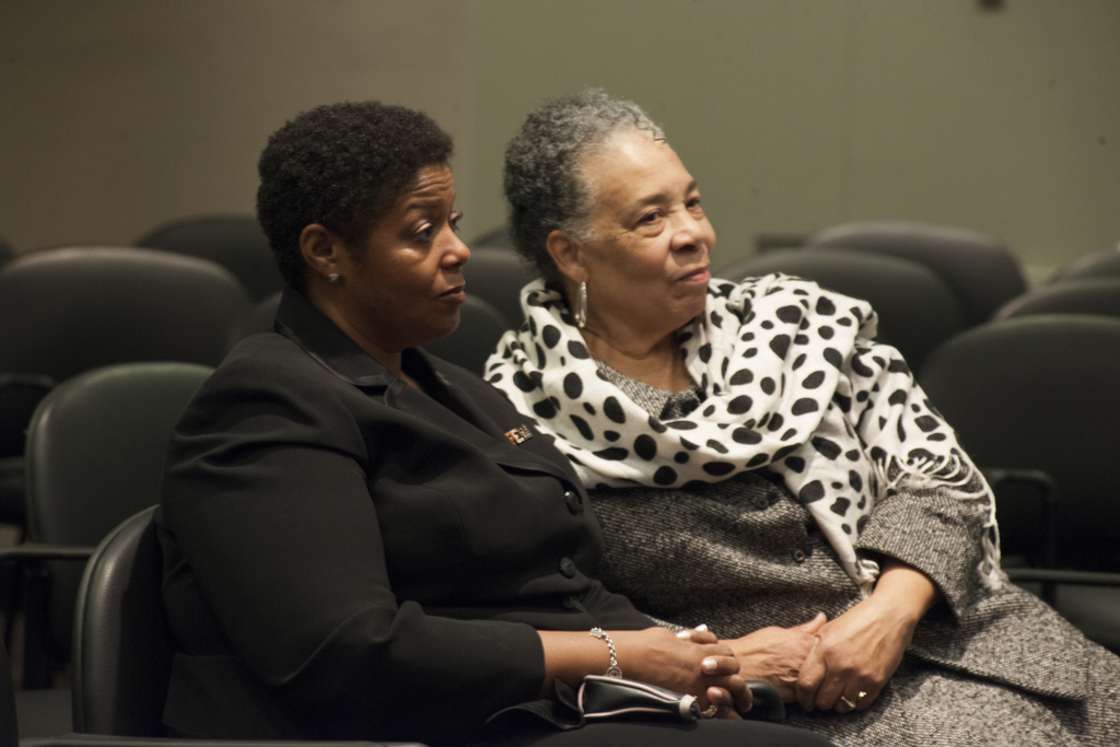 Federally Employed Women (FEW) Meeting  [at HUD headquarters, featuring conversation with FEW National President Michelle Crockett]