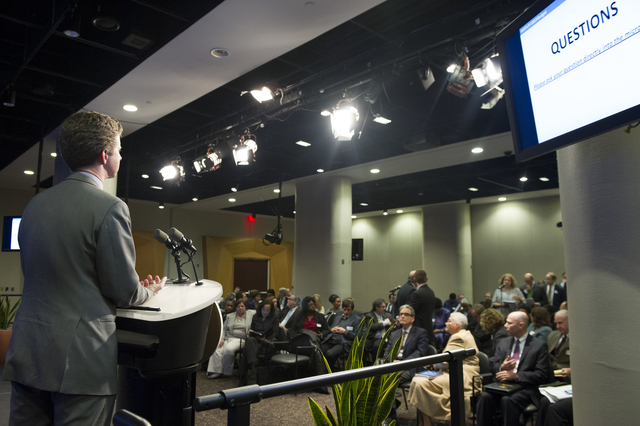 [Fiscal Year 2013] HUD budget roll-out [at HUD headquarters,] with Secretary Shaun Donovan [presiding]