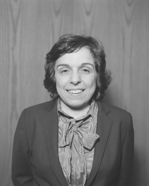 Former Assistant Secretary Donna Shalala, Official Portrait - Official portrait of former Assistant Secretary for Policy Development and Research (1977-1980), Donna Shalala, used for 2006 Office of Policy Development and Research historical compilation