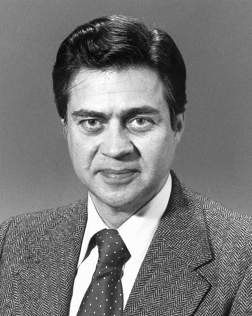 Former Assistant Secretary E.S. Savas, Official Portrait - Official portrait of former Assistant Secretary for Policy Development and Research (1981-1983), E.S. Savas, used for 2006 Office of Policy Development and Research historical compilation