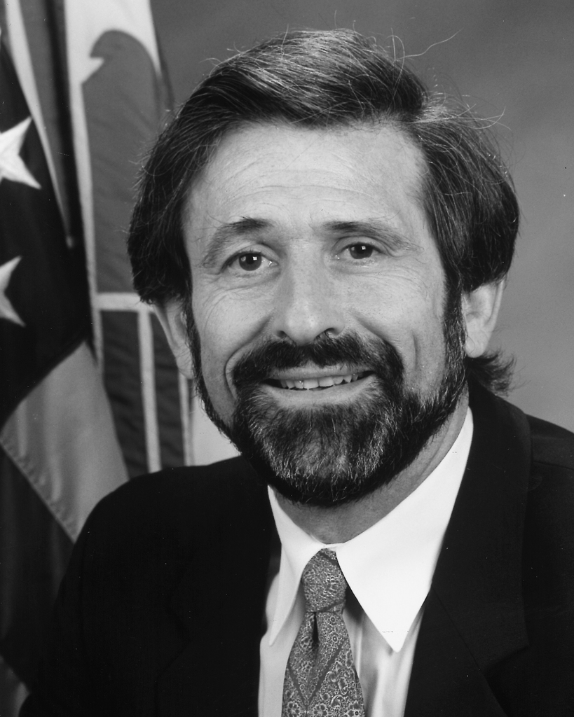 Former Assistant Secretary Michael Stegman, Official Portrait - Official portrait of former Assistant Secretary for Policy Development and Research (1993-1997), Michael Stegman, used for 2006 Office of Policy Development and Research historical compilation