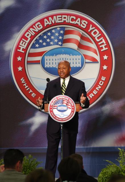 Former Secretary Alphonso Jackson: Highlights - Highlight photos from tenure of former Secretary Alphonso Jackson
