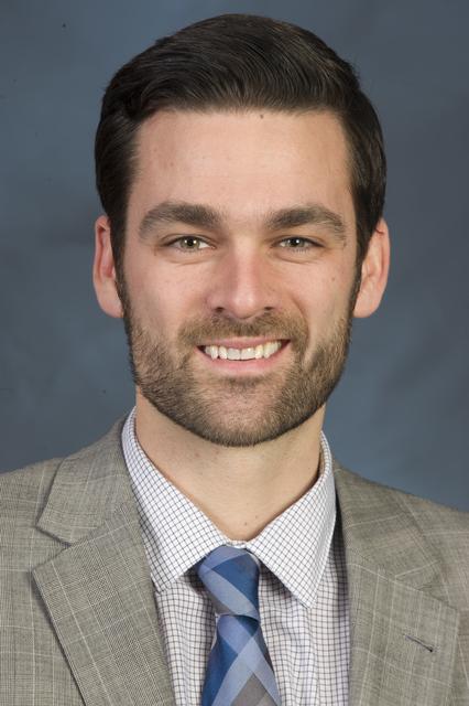 Head shot of Larry Handerhan, Program Manager, Office for International and Philanthropic Innovation