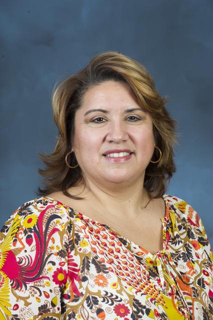 Head shot of Linda Ayala, Program Manager, Center for Faith-Based and Neighborhood Partnerships