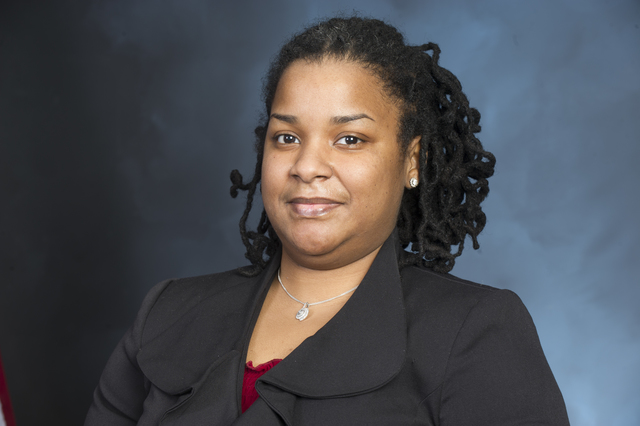 Head shot of Staci Gilliam, Office of Fair Housing and Equal Opportunity (FHEO)
