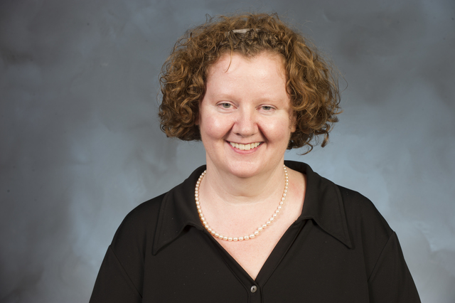 Head shot of Tammy Smutny, Office of the Chief Financial Officer
