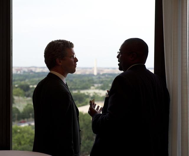 HUD 2011 National Managers Meeting,  [led by Secretary Shaun Donovan and Deputy Secretary Ron Sims, at the Sheraton Hotel, Arlington, Virginia]