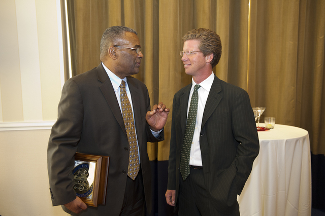 HUD 2011 National Managers Meeting,  [led by Secretary Shaun Donovan and Deputy Secretary Ron Sims, at the Sheraton Hotel, Arlington, Virginia]