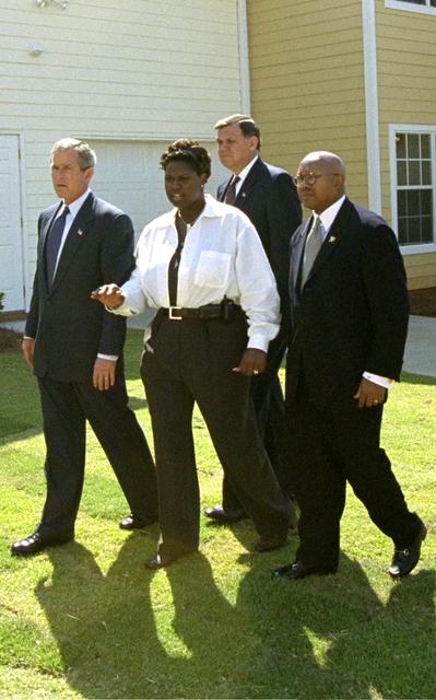 HUD Secretaries: Alphonso Jackson - HUD Secretaries: Alphonso Jackson (copies)
