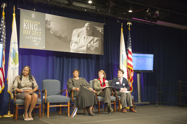 Martin Luther King, Jr. Remembrance [event, HUD headquarters]