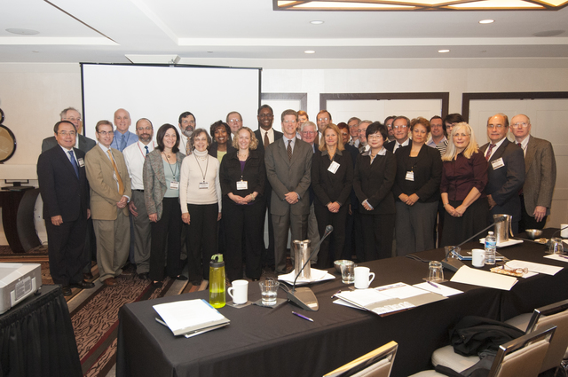 Office of Policy Development and Research (PDR) Managers Retreat, [with Secretary Shaun Donovan and Assistant Secretary for PDR Raphael Bostic among the speakers]