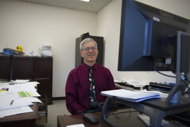 Office shot of Mark Shroder, Associate Deputy Assistant Secretary, Office of Research, Evaluation, and Monitoring, Office of Policy Development and Research (PDR)
