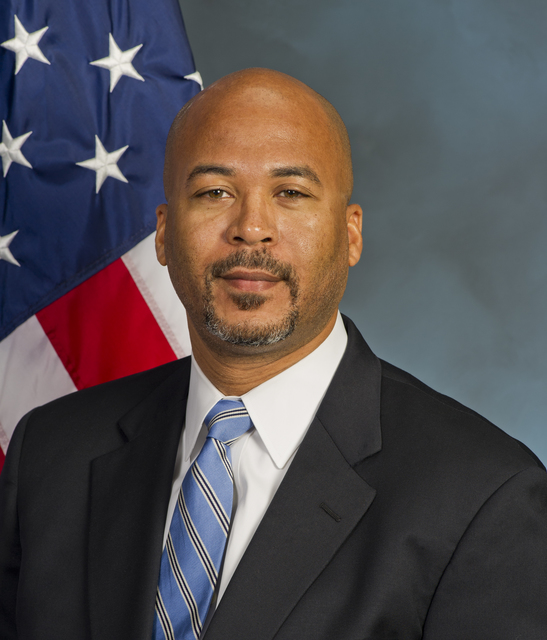 Official portrait of Bernard Fulton, Deputy Assistant Secretary for Congressional Relations, Office of Congressional and Intergovernmental Relations