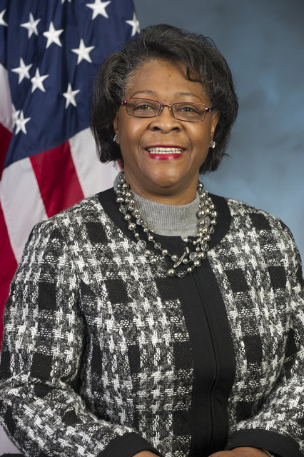 Official portrait of Carolyn Cockrell, Director, Office of Program Systems Management, Office of Housing