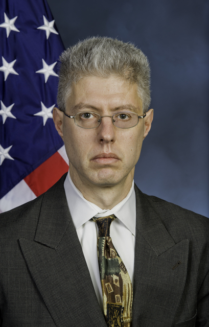 Official portrait of Jonathan Harwitz,  Deputy Chief of Staff for Budget and Policy