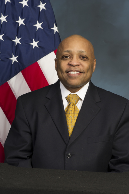 Official portrait of Marvin Turner, HUD Washington, D.C. Field Office Director