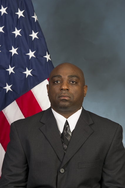 Official portrait of Ronald Clark, Deputy Director, Organizational Policy, Planning, and Analysis Division, Office of Management, Office of Housing