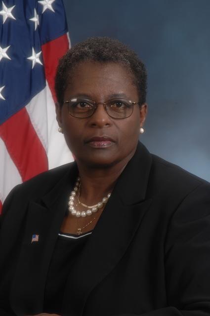 Official portrait of Sandra Henriquez ,  Assistant Secretary for Public and Indian Housing