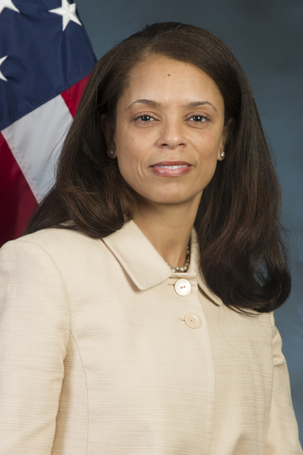 Official portrait of Towanda Brooks, Deputy Chief Human Capital Officer