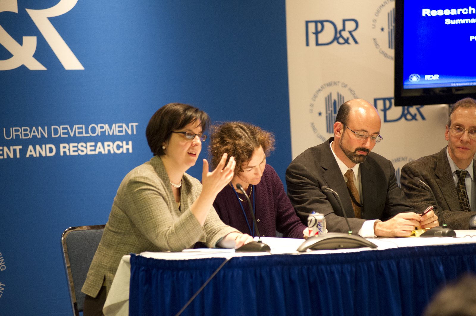 Policy Development and Research (PDR) All Hands Meeting, [with Assistant Secretary for PDR, Raphael Bostic, among the speakers]