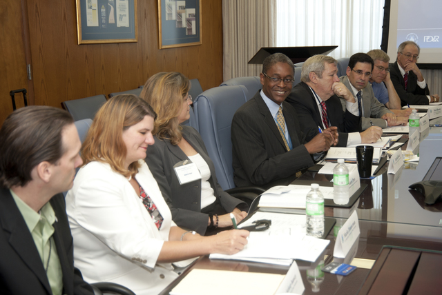 """Policy Development and Research (PDR) Conference:  [""""What Works"""" Collaborative Quarterly Meeting,  led by Assistant Secretary for PDR, Raphael Bostic]"""