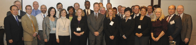 Policy Development and Research (PDR) Managers Retreat, [led by Secretary Shaun Donovan and Assistant Secretary for PDR, Raphael Bostic]