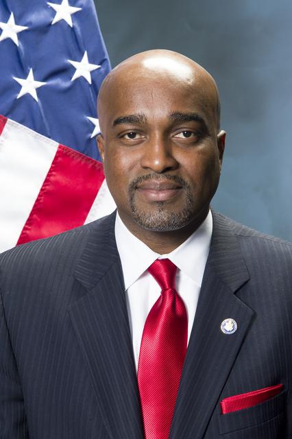 Portrait of Antonio Riley, HUD Region V (Midwest) Administrator