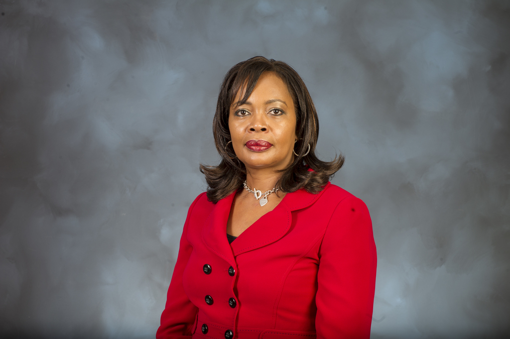 Portrait of Dorothy Matthews, Communications and Marketing Division, Office of Business Development, Office of Housing