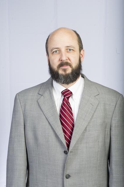 "Portrait of Mark Harms:  ""HUD Changemaker"" Honoree"