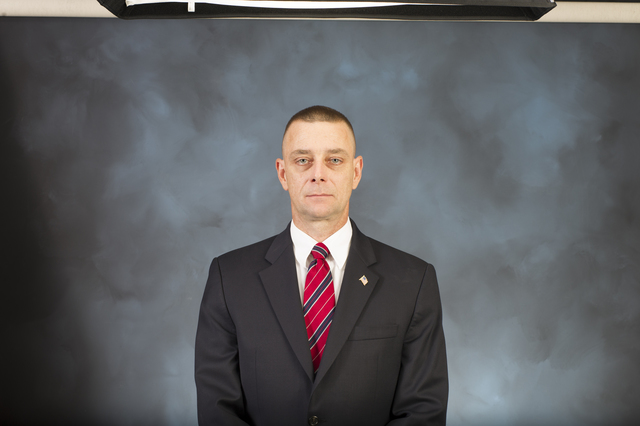 Portrait of Michael Stolworthy, Director of Fraud Prevention, Office of the Inspector General