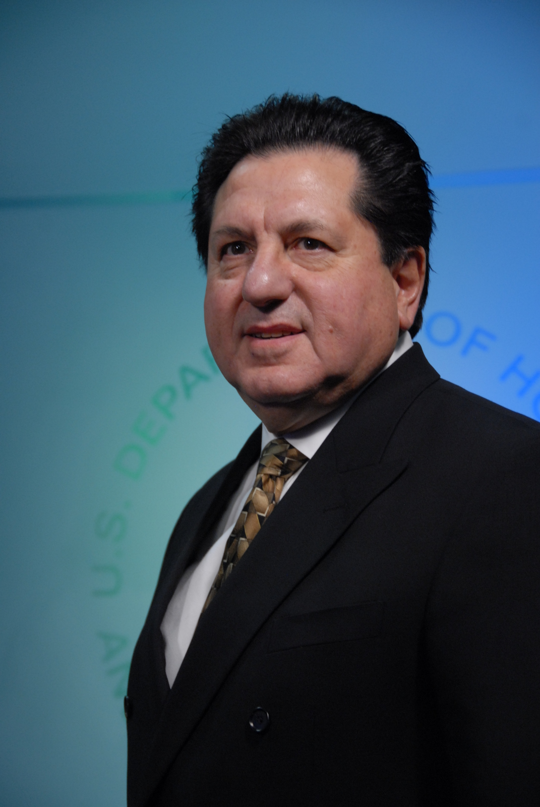Portrait of Richard Santangelo, Program Manager, Public Housing Management and Energy Conservation, Office of Public and Indian Housing