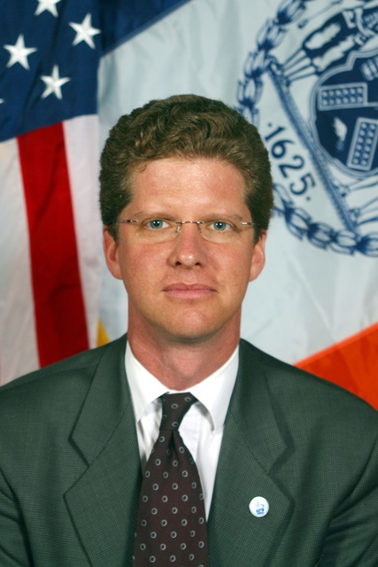 Portrait of Shaun Donovan, from tenure as Commissioner, New York City Department of Housing Preservation and Development
