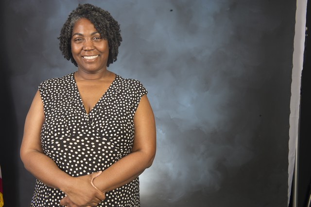 Portrrait of Ashaki Robinson Johns, Social Science Analyst in Office of Policy Development and Research (PDR), and HUD Diversity Council member