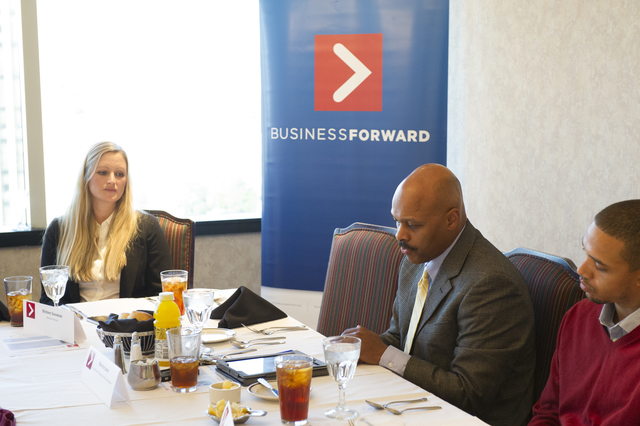 "Richmond, Virginia Business Leaders Roundtable [on ""Promise Zones,""  with Deputy Secretary Maurice Jones among the visiting participants]"