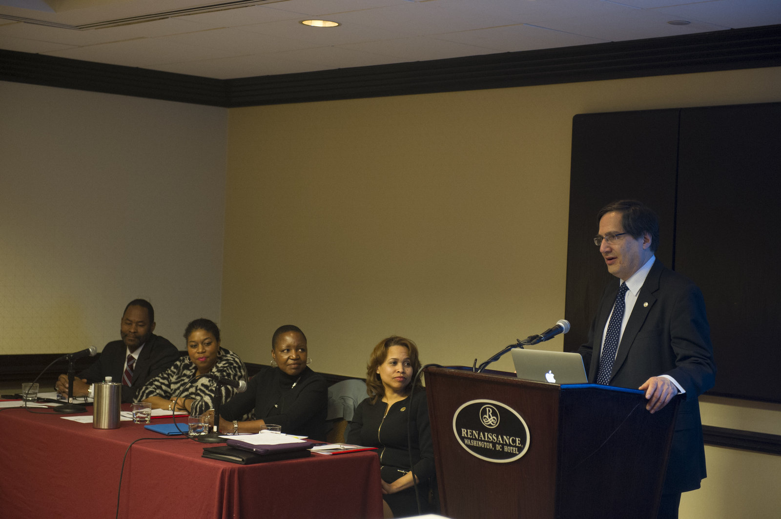 Second Annual Section 3 Summit, [at Renaissance Washington, D.C. Hotel, on programs for public housing residents under HUD Act, Section 3]